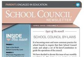 April, 2016 Newsletter