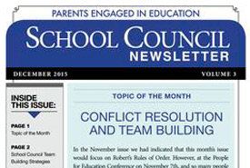 December, 2016 Newsletter
