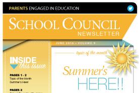 June, 2016 Newsletter