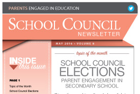 May, 2016 Newsletter