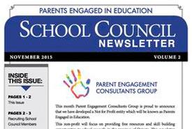 November, 2015 Newsletter
