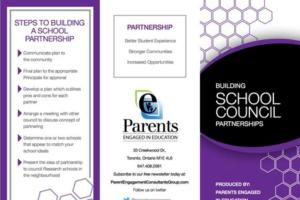 School Councils - Building Partnerships