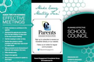 School Councils – Effective Meetings