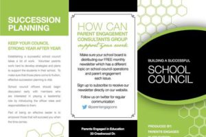 School Councils – Recruiting, Retaining and Succession Panning Members