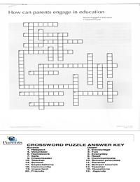 PEIE Crossword