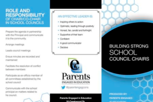 Building Strong School Councils