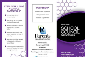 School Councils - Building Partnerships